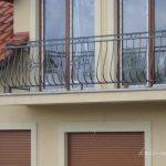 balustrada w Zielonej Górze