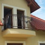 balkonowa balustrada