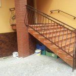 balusrada schodów