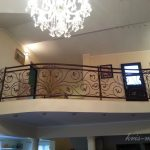 balustrada piętra