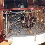balustrada tradycyjna