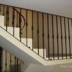 schody balustrada