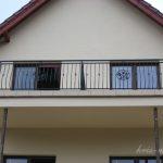 długi balkon