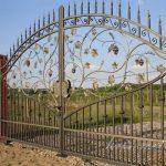 wzorzysta brama