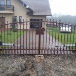 brama w Zielonej Górze
