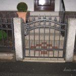 bramka metalowa