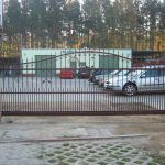 duża brama