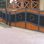 bardzo ładna brama
