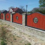 ogrodzenie - panele
