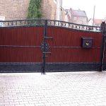 panelowa brama