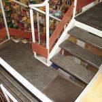 schody ze stali