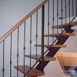 proste schody